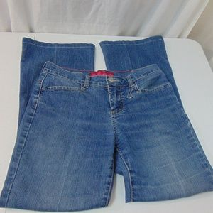 Ladies Glo Jeans boot cut size 3